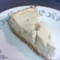 Low Calorie and Low Fat Cheesecake
