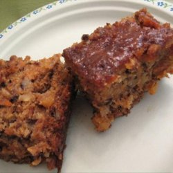 Outrageous Carrot Cake