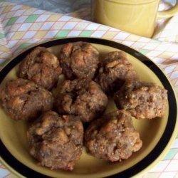Gluten Free/ Dairy Free Peanut Butter Cookies
