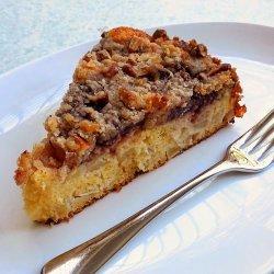 Baby Food Plum Cake