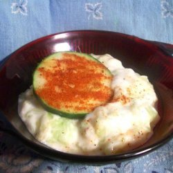 Cucumber Raita, Super Simple, Quick and Easy. recipe