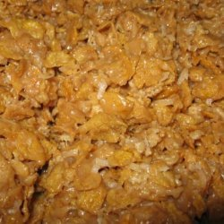 No-Bake Easy Corn Flake Crunchies