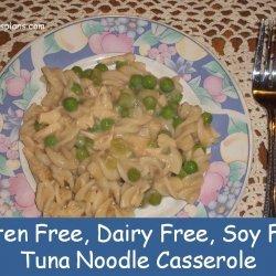 Gluten-Free Noodle Tuna Casserole
