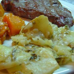 Potatoes Savoyard