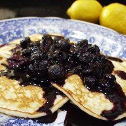 Lemon, Ricotta and Sour Cream Pancakes (Light Version)