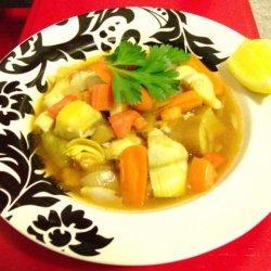 Lebanese Vegetable Soup