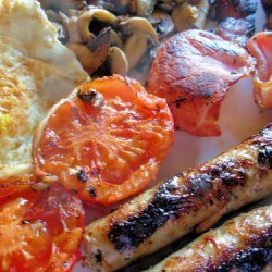 The Full Monty - F E B -  Full English Breakfast recipe