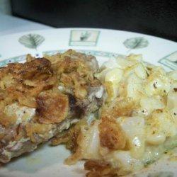 Pork Chop and Potato Bake recipe