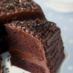 Dairy Free, Egg Free Chocolate Cake