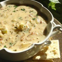 Easy and Delicious Clam Chowder!