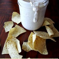 Mexican White Sauce