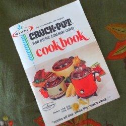 Crock Pot Chicken Tetrazzini