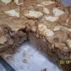 Disappearing Apple Cake