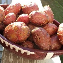 Oven Roasted Fingerling Potatoes