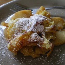 German Mini Apple Pancakes