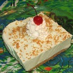 Kelly's Lime Chiffon Cheesecake Dessert