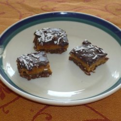 Authentic Nanaimo Bars