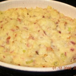 Contest Winner - Twice-Baked Potato Casserole