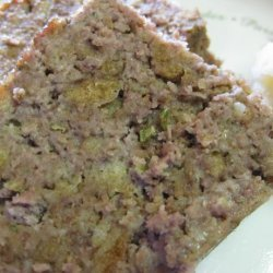 Easy Stove Top Stuffing Meatloaf