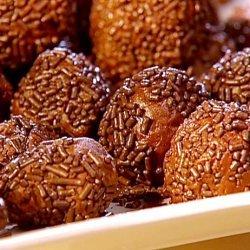 Chocolate Rum Balls II