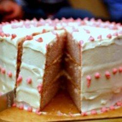 Pink Lady Cake recipe
