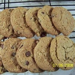Crunchy Chocolate Chippers recipe
