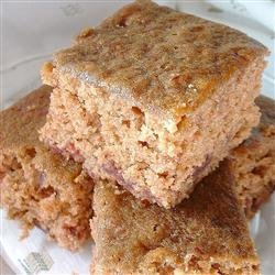 Blackberry Jam Cake II recipe