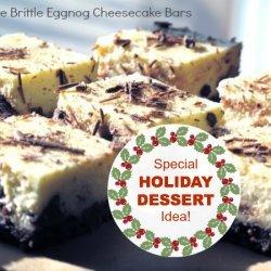 Eggnog Cheesecake II