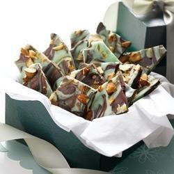 Magic Mint Chocolate Bark recipe