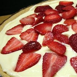 No Bake Sugar Free Strawberry Cheesecake recipe