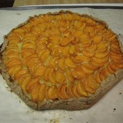 Apricot Almond Galette recipe