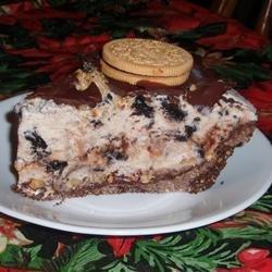 Southern Comfort Ice Cream Pie