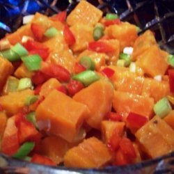 Yam (Sweet Potato) Salad