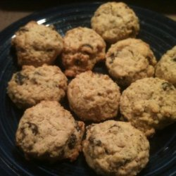 Neece's Delicious Low Carb High Fiber Oatmeal Cookies