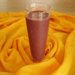 Low Fat Chocolate Berry Smoothie recipe