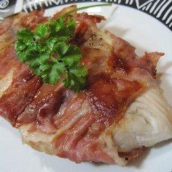 Super Quick Prosciutto Wrapped Fish