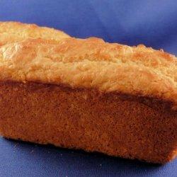 Luscious Vanilla Pound Cake (with Strawberry Variation)