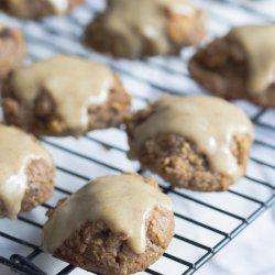 Sugar Free Pumpkin Cookies