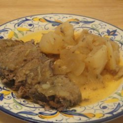 Lindsey's Luscious Lemony Lamb for Your Crock Pot
