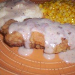 Luby's Cafeteria Chicken Fried Steak