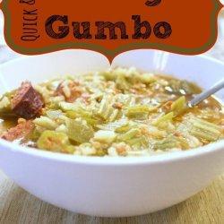 Quick 'n Easy Gumbo