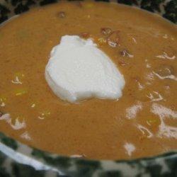Crock Pot Creamy Enchilada Chowder