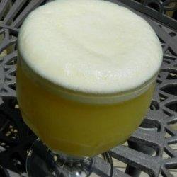Pineapple-Orange Drink - Brazilian