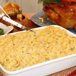 Mashed Baked Potato Casserole
