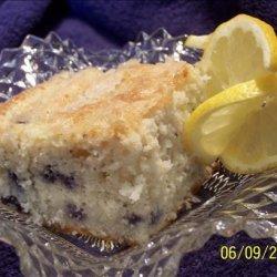 Blueberry Muffin Cake