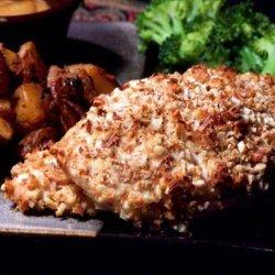 Smoky Almond Chicken