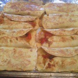 Caribbean Chicken Picadillo in Tortillas