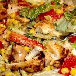 Southwest Caesar Salad