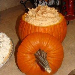 Vanilla Pumpkin Dip