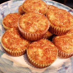 Sun-Dried Tomato and Cottage Cheese Muffins (Vegetarian)